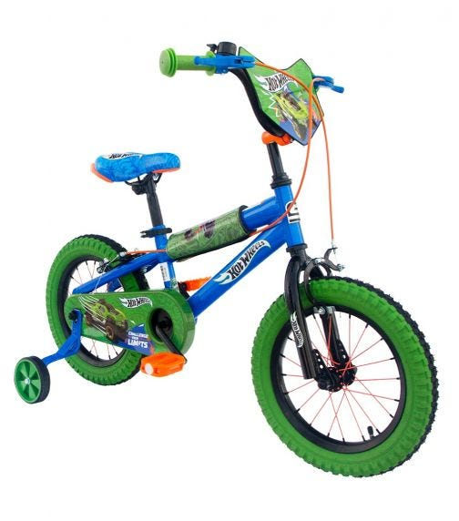 SPARTAN 14 Mattel Hot Wheels Bicycle
