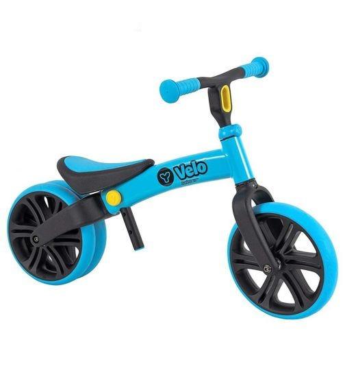 YVOLUTION Yvelo Junior Balance Bike Blue