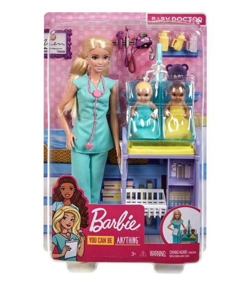 BARBIE Career Doll Playset Assorted