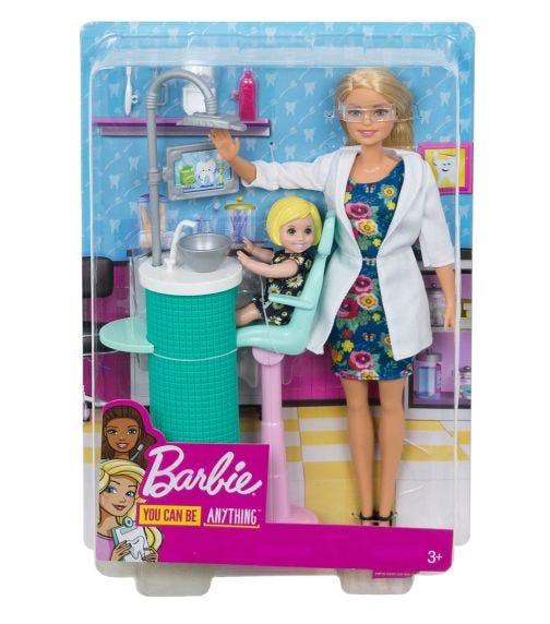 BARBIE Career Doll Playset Asst