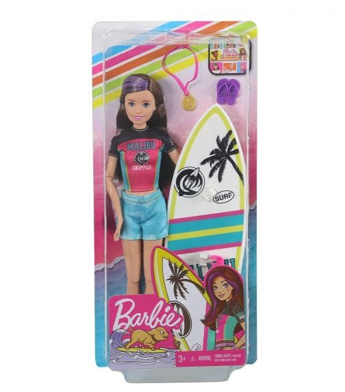 BARBIE Sisters Sports Doll Assorted