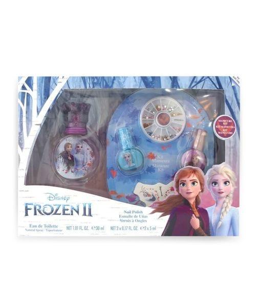 AIRVAL Frozen 2 Set Edt 30 ML + Manicure Kit