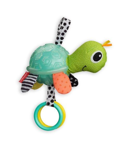 INFANTINO Textured Sensory Pal Turtle