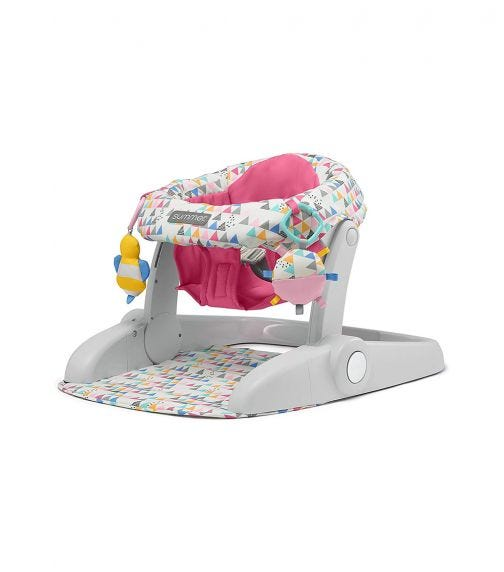 SUMMER INFANT Learn-To-Sit 2 Position Floor Seat