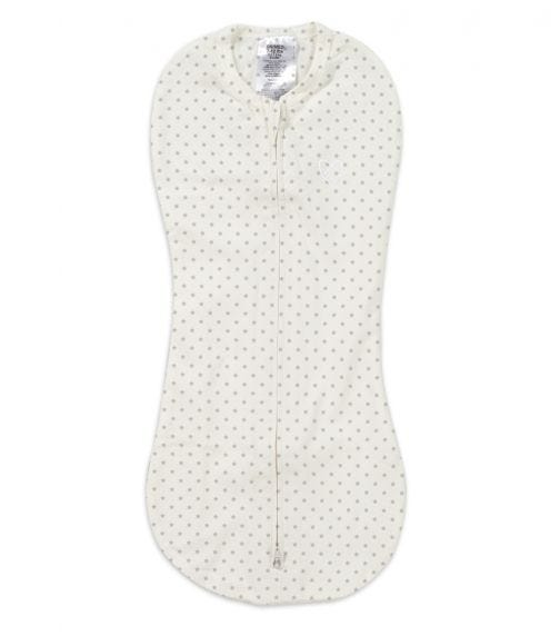 SUMMER INFANT Swaddle Pod From 0-3 Months Grey Star