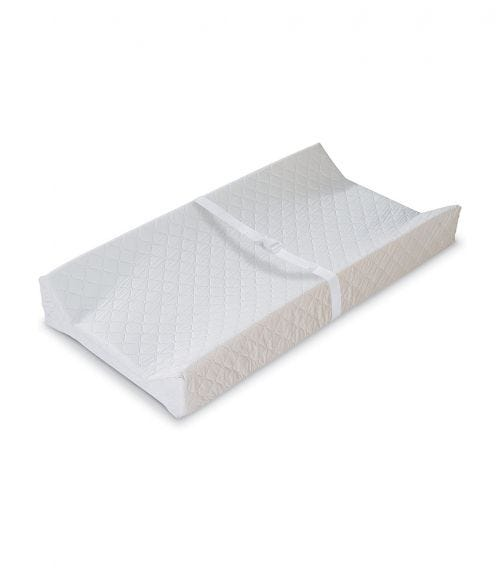 SUMMER INFANT 2 Sided Contour Change Pad White
