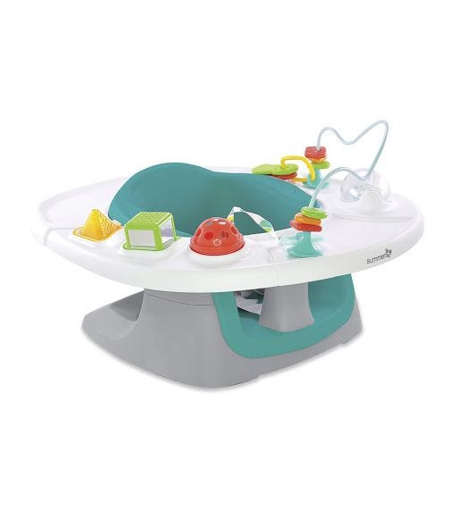 SUMMER INFANT 4 In 1 Superseat - Blue