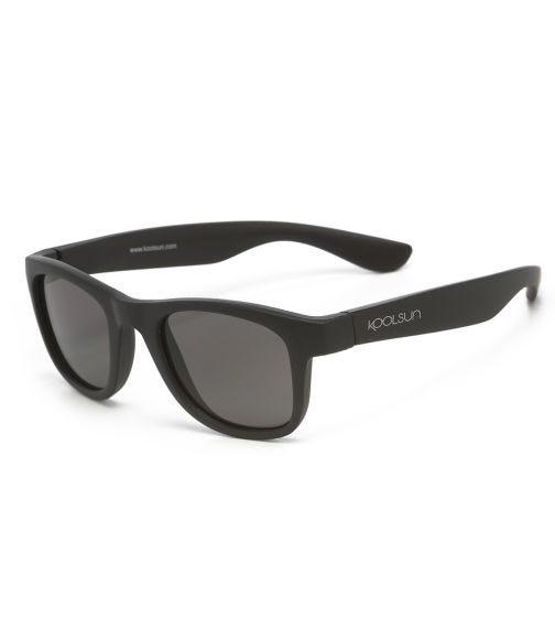 Koolsun Wavekids Sunglasses Matte Black 3-6 Years