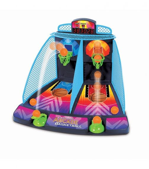 AMBASSADOR Electronic Arcade Basketball Neon Series