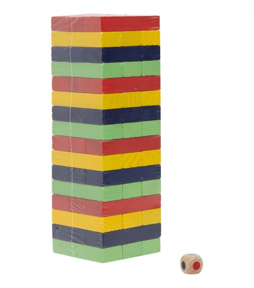 AMBASSADOR Classic Games Tumblin Tower Coloured