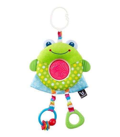 BENBAT Travel Toy - Frog