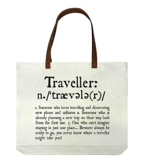 LEGAMI Bags & Co - Shopping Bag - Traveller