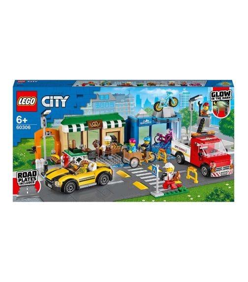 LEGO 60306 Shopping Street Set