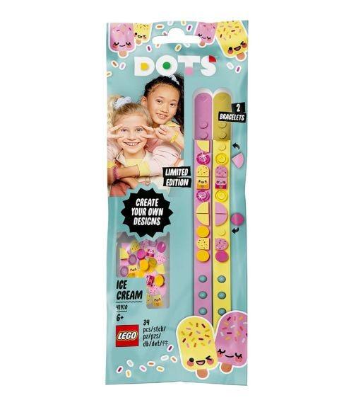 LEGO 41910 Ice Cream Besties Bracelets Set