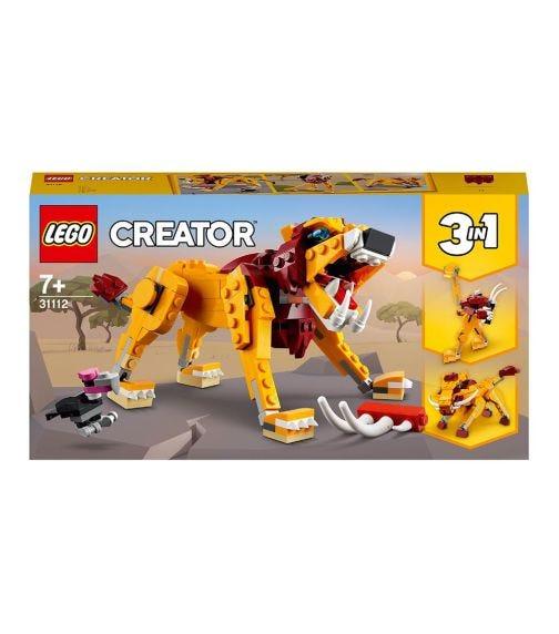 LEGO 31112 Wild Lion Set