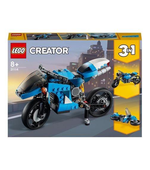 LEGO 31114 Superbike Set