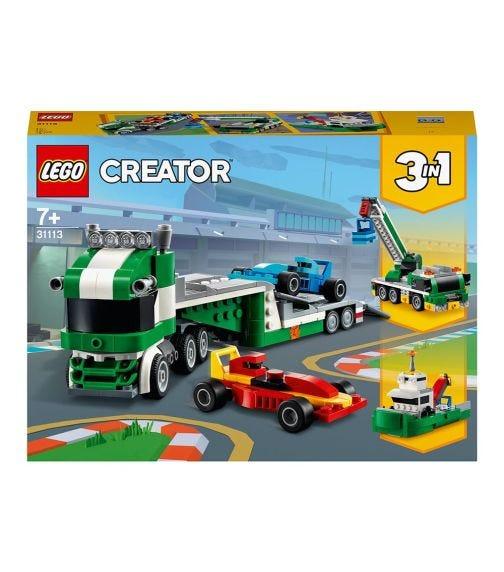 LEGO 31113 Race Car Transporter Set