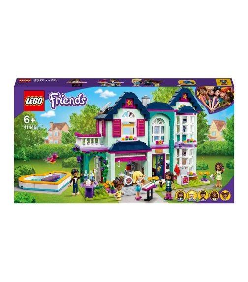 LEGO 41449 Andrea's Family House Set