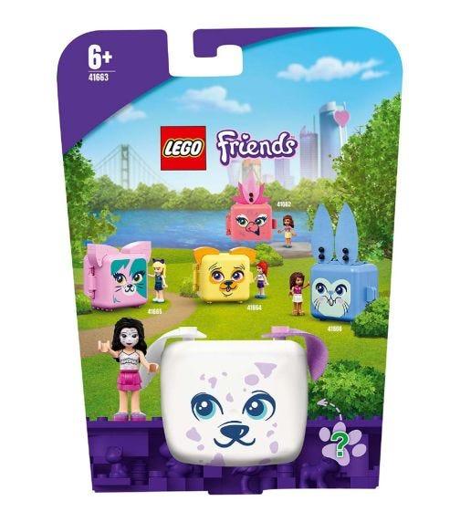 LEGO 41663 Emma's Dalmatian Cube Set