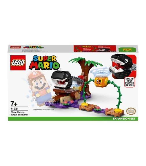 LEGO 71381 Chain Chomp Jungle Encounter S Set
