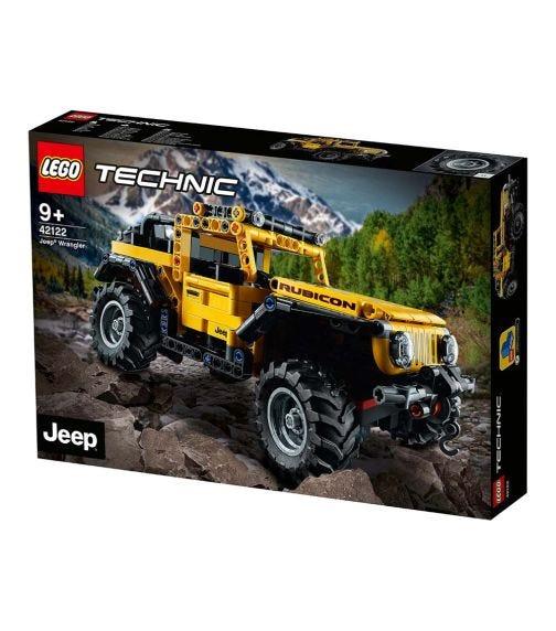 LEGO 42122 Jeep Wrangler Set
