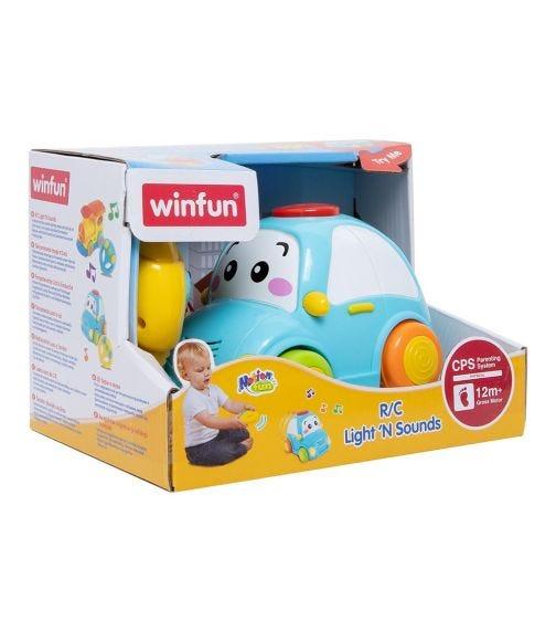 WINFUN RC Light N Sounds Car