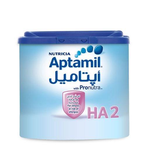 APTAMIL Hypo-Allergenic 2 Follow On Milk, 400G