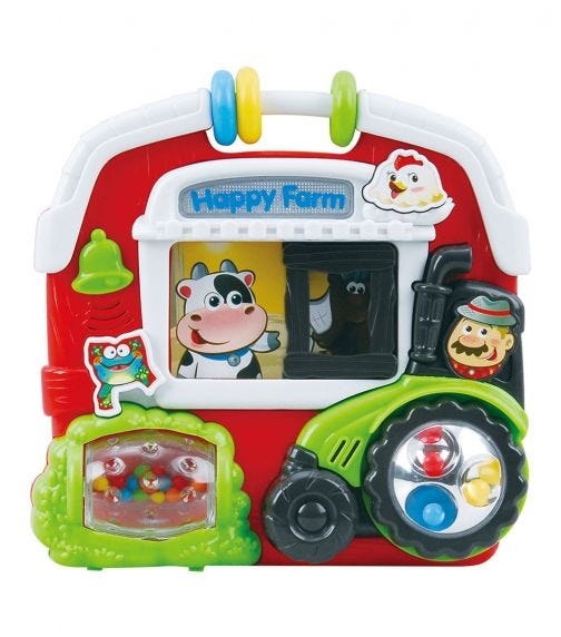 PLAYGO Act & Sound Out Little Farm