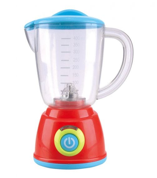 PLAYGO My Blender (Battery Operated) - 3 Pieces