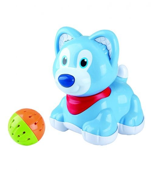 PLAYGO Play With Me Puppy (Battery Operated)