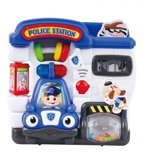 PLAYGO Act & Sound Out Police
