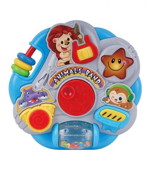 PLAYGO Act & Sound Out Animal Band