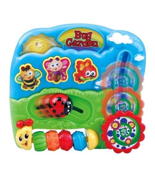 PLAYGO Act & Sound Out Bug Garden
