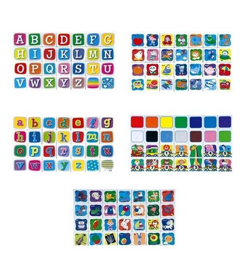 PLAYGO Alphabet Learning Blocks - 28 Pieces