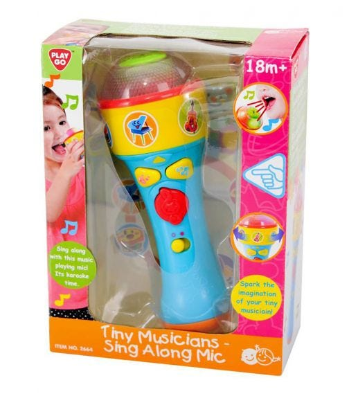 PLAYGO Microphone