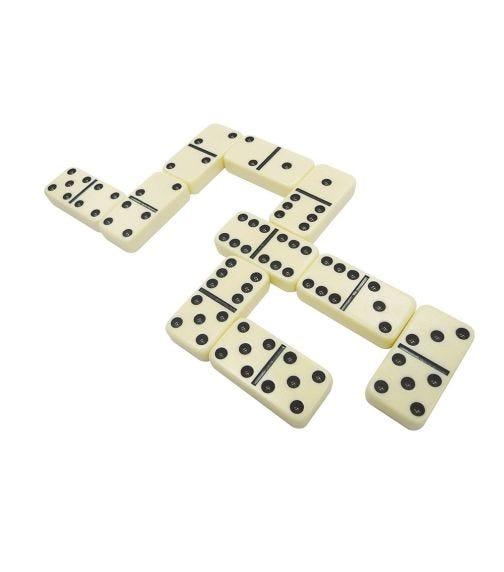 AMBASSADOR Classic Games Double 6 Dominoes
