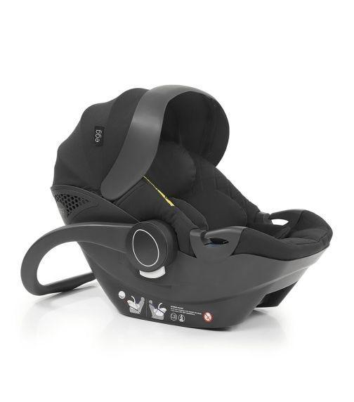 EGG Infant I-Size Car Seat Diamond Black
