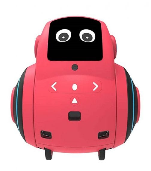 MIKO 2 Robot For Playful Learning - Green