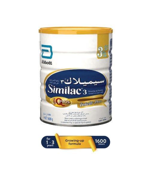 SIMILAC Gain Plus Intelli Pro 3 - 1600G