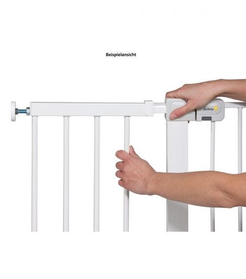 SAFETY 1st Extension For Door Gates - 28 Cm - White