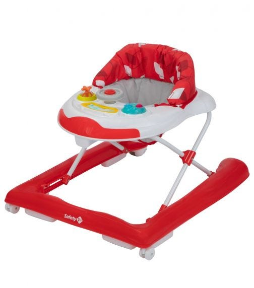 SAFETY 1st Bolid Baby Walker Red Campus