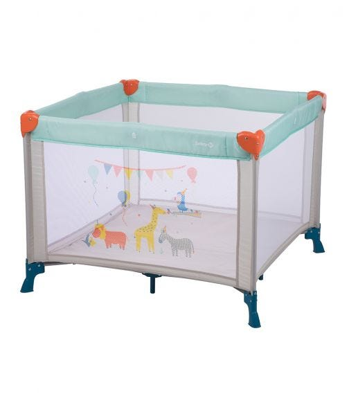 SAFETY 1st Circus Playpen Happy Day