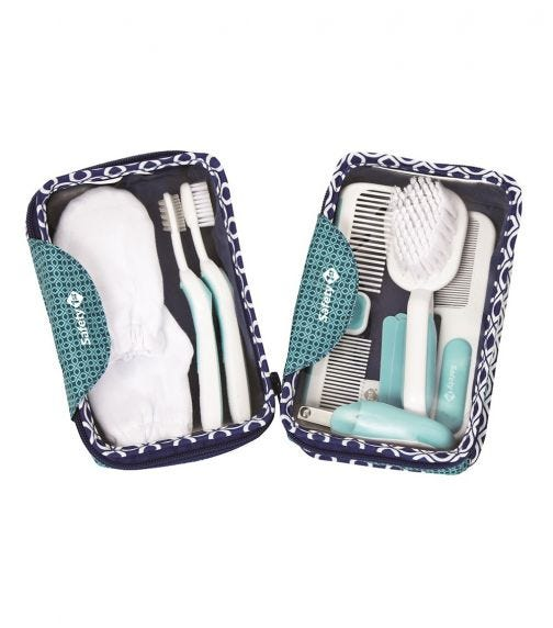 SAFETY 1st Care And Grooming Baby Vanity Kit - 8 Pieces