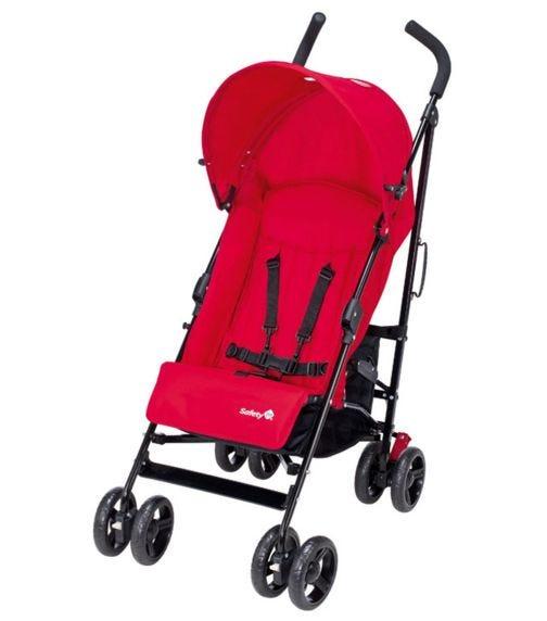 SAFETY 1st Slim Stroller Plain Red