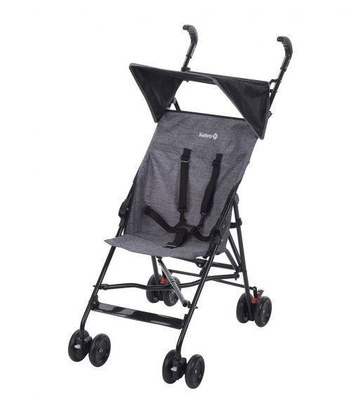 SAFETY 1st Peps & Canopy Stroller Black Chic