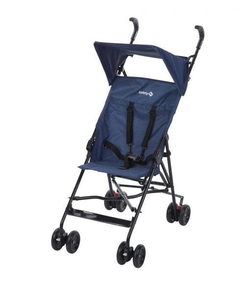 SAFETY 1st Peps & Canopy Stroller Blue Chic