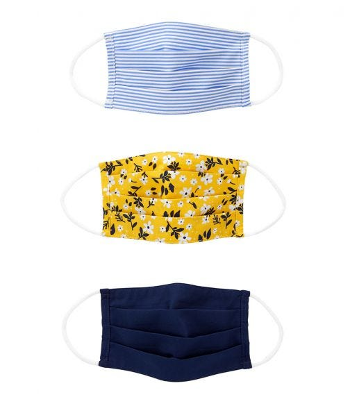 CARTER'S Cloth Face Mask - 3 Pack C