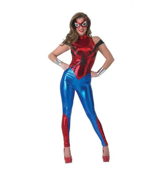 RUBIES Spidergirl