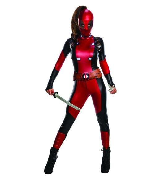 RUBIES Secret Wishes Deadpool