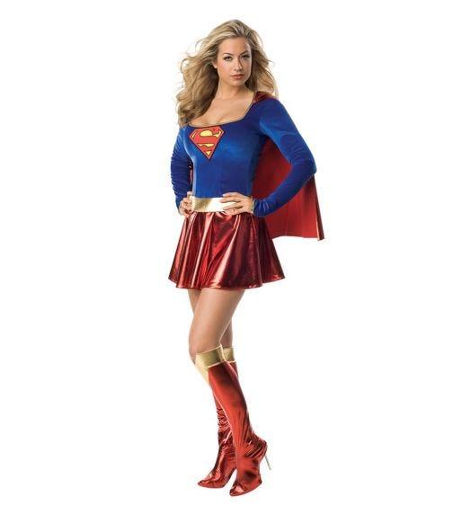 RUBIES Adult Supergirl